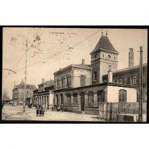 57 - THIONVILLE - La Gare