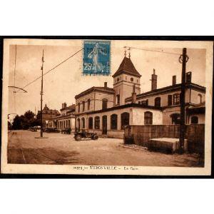 57 - THIONVILLE (Moselle)  - La Gare