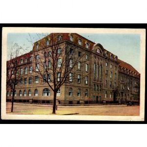 57 - THIONVILLE (Moselle) - Le Lycée
