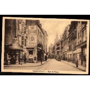 57 - THIONVILLE (Moselle)  - Rue de Paris