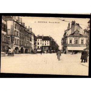 57 - THIONVILLE - Place du Marché