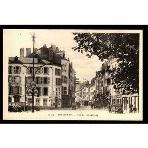 57 - THIONVILLE - Rue du Luxembourg