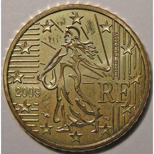 Photo numismatique Monnaies Euros France 50 Cent