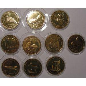 Photo numismatique Monnaies Etrangères Malaisie Lots