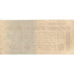 Photo numismatique Billets Billets Allemagne 500 Milliarden Mark