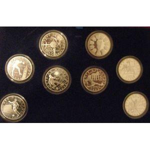 Photo numismatique Monnaies Françaises Monnaies commémoratives Série Idéal du Football