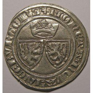 Photo numismatique Monnaies Etrang�res Luxembourg Wenceslas II (1383-1419)