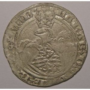 Photo numismatique Monnaies Etrang�res Luxembourg Elisabeth de G�rlitz (1425-1433)