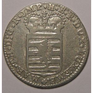 Photo numismatique Monnaies Etrang�res Luxembourg Marie-Th�r�se (1740-1780)