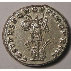 Photo numismatique Monnaies Empire Romain TRAJAN (98-117) Denier