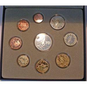 Photo numismatique Monnaies Euros France BE 2010