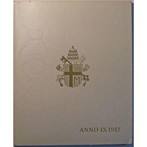 Photo numismatique Monnaies Etrangères Vatican Coffret