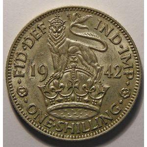 Photo numismatique Monnaies Etrangères Grande Bretagne George VI (1936-1952)