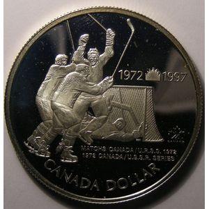 Photo numismatique Monnaies Etrangères Canada 1 Dollar