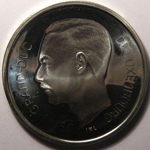 Photo numismatique Monnaies Etrangères Luxembourg 500 Francs