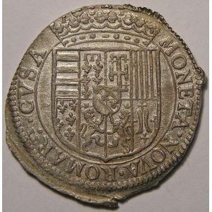 Photo numismatique Monnaies Lorraine Duché de Lorraine Charles IV maitre de quelques places (1638-1639)