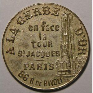 Photo numismatique Monnaies Jetons et médailles Jeton Maison de Confiance
