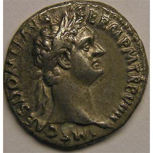 Photo numismatique Monnaies Empire Romain DOMITIEN (81-96) Denier