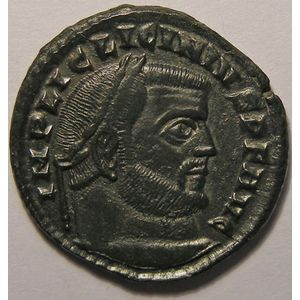 Photo numismatique Monnaies Empire Romain LICINIUS I (308-324) Follis