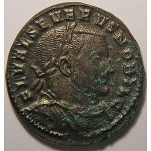 Photo numismatique Monnaies Empire Romain SEVERUS II (305-307) Follis