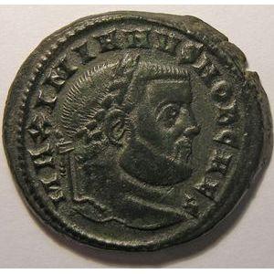 Photo numismatique Monnaies Empire Romain GALERE MAXIMIEN (293-311) Follis