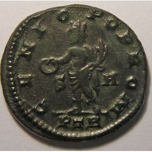 Photo numismatique Monnaies Empire Romain MAXIMIN II DAZA (305-313) Follis