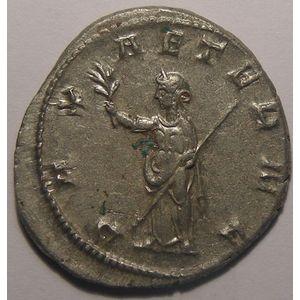 Photo numismatique Monnaies Empire Romain TREBONIEN GALLE (251-253) Antoninien