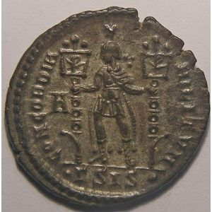 Photo numismatique Monnaies Empire Romain CONSTANCE II (324-361) Maiorina
