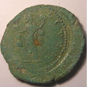 Photo numismatique Monnaies Empire Romain POSTUME (259-268) Sesterce