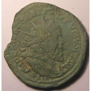 Photo numismatique Monnaies Empire Romain POSTUME (259-268) Double sesterce