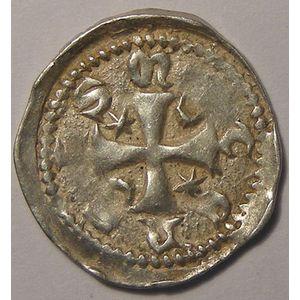Photo numismatique Monnaies Lorraine Evêché de Metz Jacques de Lorraine (1239-1260)