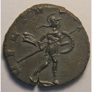 Photo numismatique Monnaies Empire Romain AUREOLUS (268) Antoninien