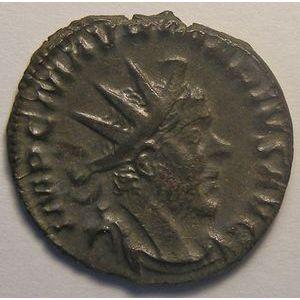 Photo numismatique Monnaies Empire Romain MARIUS (268) Antoninien