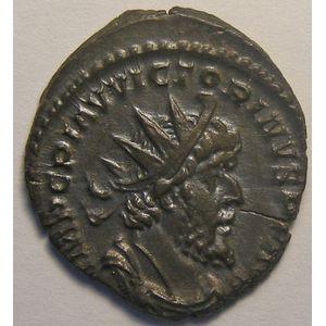 Photo numismatique Monnaies Empire Romain VICTORIN (268-270) Antoninien