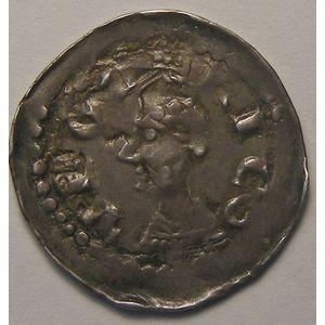 Photo numismatique Monnaies Lorraine Evêché de Metz Thierry IV de Lorraine (1173-1179)