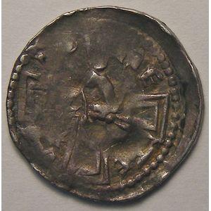 Photo numismatique Monnaies Lorraine Evêché de Metz Conrad de Scharfenberg (1212-1224)