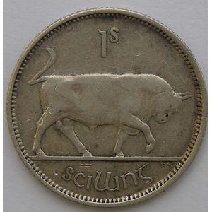 Photo numismatique Monnaies Etrangères Irlande 1 Shilling