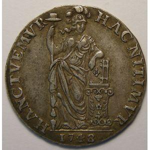 Photo numismatique Monnaies Etrangères Pays-Bas 1 Gulden