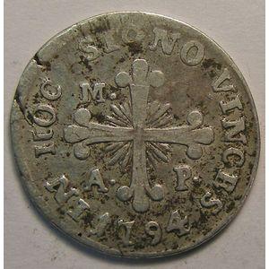 Photo numismatique Monnaies Etrangères Italie Naples
