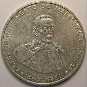 Photo numismatique Monnaies Etrangères Portugal 50 Escudos