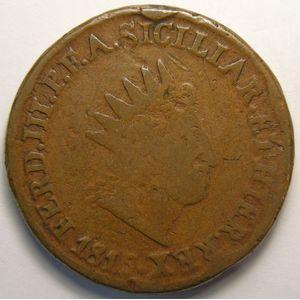 Photo numismatique Monnaies Etrangères Italie Sicile