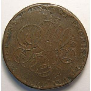 Photo numismatique Monnaies Etrangères Grande Bretagne George III (1760-1820)