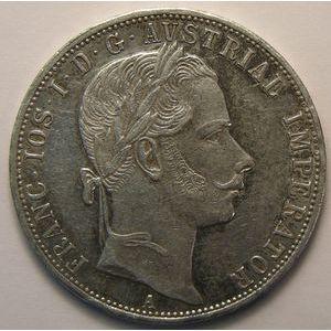 Photo numismatique Monnaies Etrangères Autriche 1 Florin