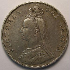 Photo numismatique Monnaies Etrangères Grande Bretagne Victoria (1837-1901)