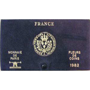 Photo numismatique Monnaies Françaises Coffrets FDC, BU, BE Fleurs de coins