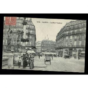 75 - PARIS 9e - La Rue Halévy - 192.