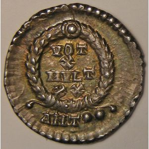 Photo numismatique Monnaies Empire Romain VALENS (364-378) Silique
