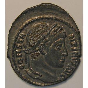 Photo numismatique Monnaies Empire Romain CONSTANTIN I , LE GRAND (306-337) Centenionalis ou Nummus