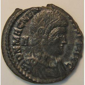 Photo numismatique Monnaies Empire Romain MAGNENCE (350-353) Maiorina