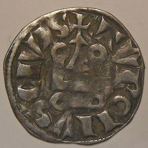 Photo numismatique Monnaies Royales Françaises LOUIS IX dit Saint Louis (1245-1270) Denier tournois